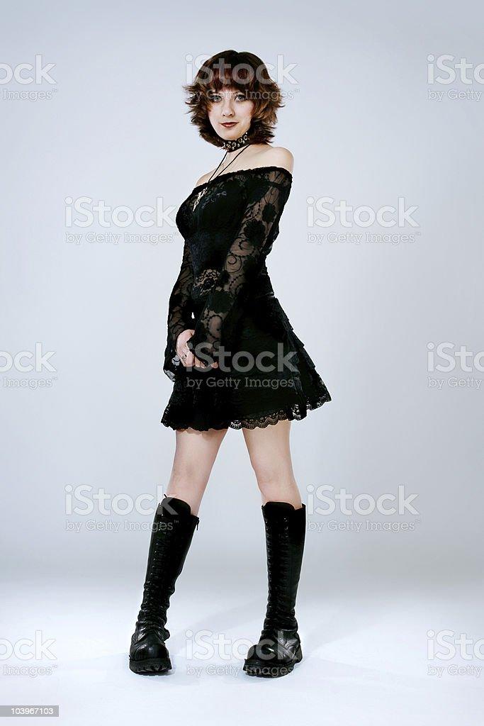 Emo girl fashion style 78