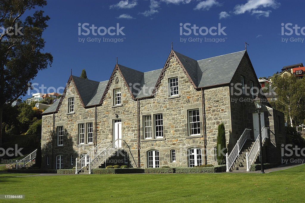 Gothic hall for wedding venues royalty-free stock photo