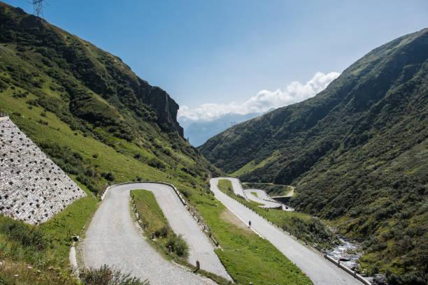 Gotthard pass Schweiz – Foto