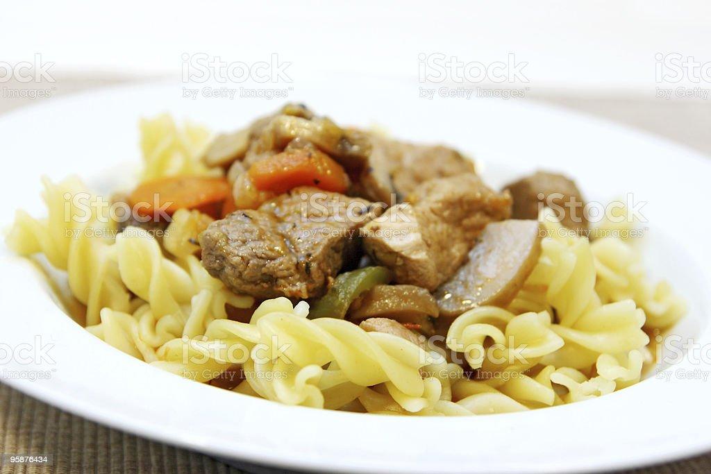 goulash - イタリア料理のロイヤリティフリーストックフォト