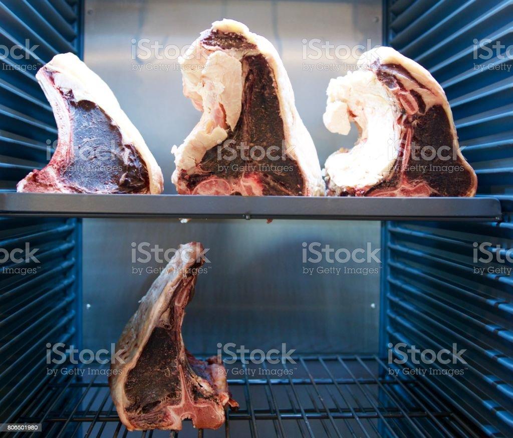 Goumet Red meat stock photo