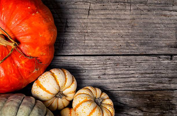 Gourd Background Stock Photo