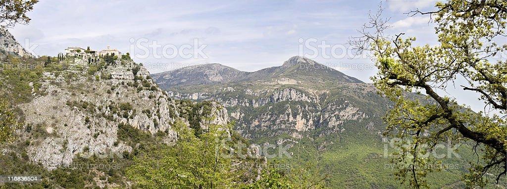 Gourden - Panorama stock photo