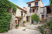istock Gourdon, French Riviera, France 171342753