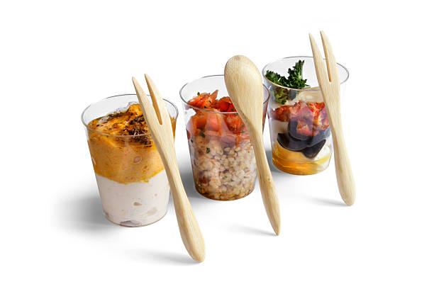 맛있는 요리와 창의적임 - 누벨퀴진 뉴스 사진 이미지