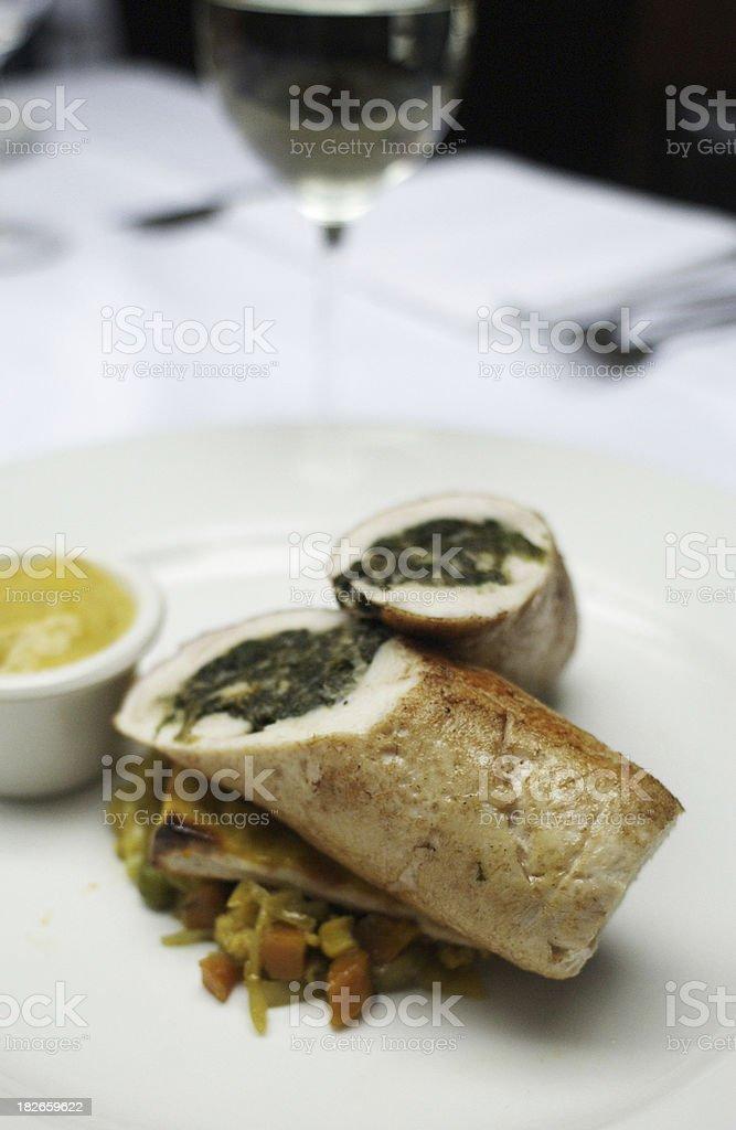 Gourmet Food No 1 royalty-free stock photo