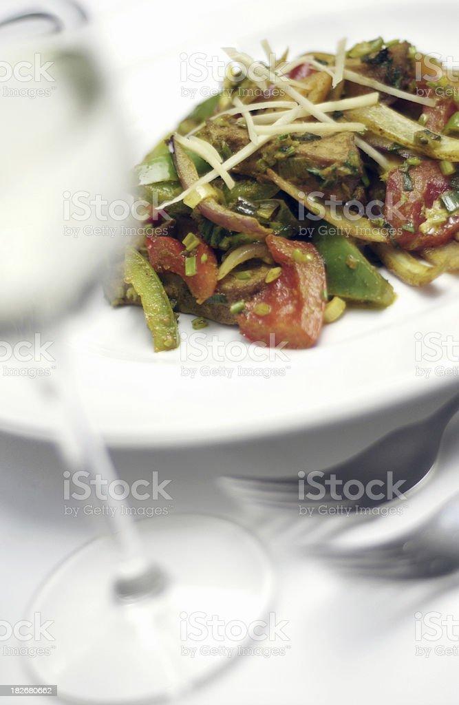 Gourmet Food No 3 royalty-free stock photo