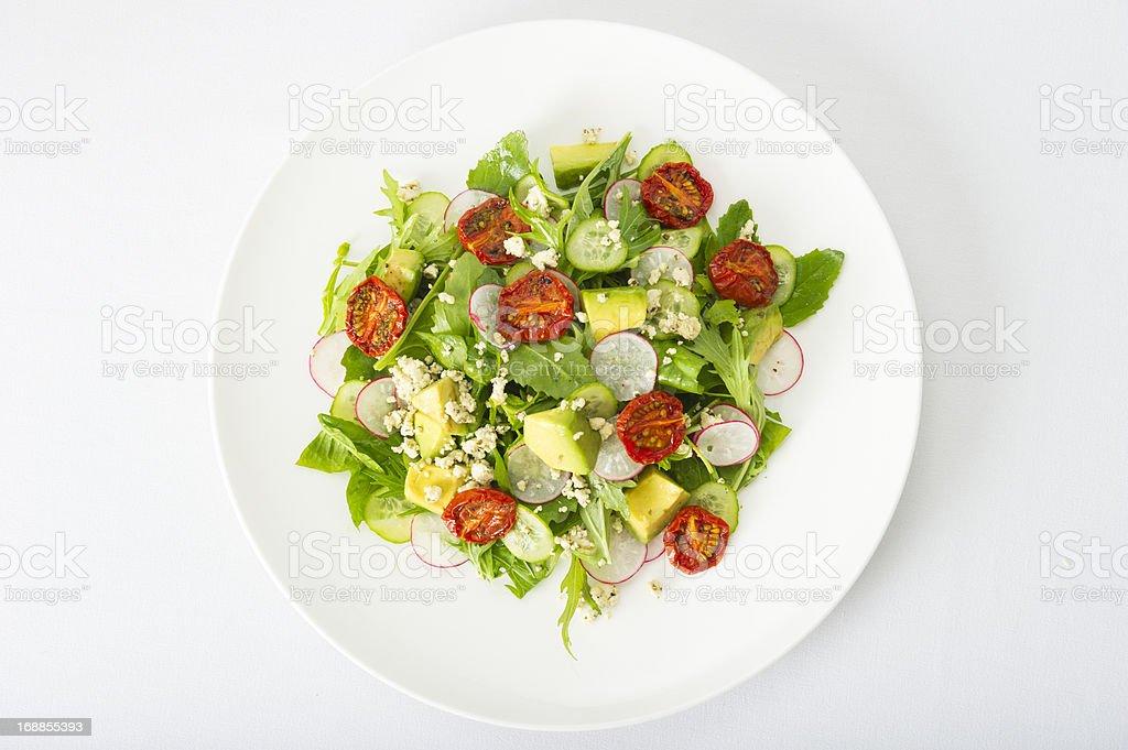 Gourmet Salad royalty-free stock photo