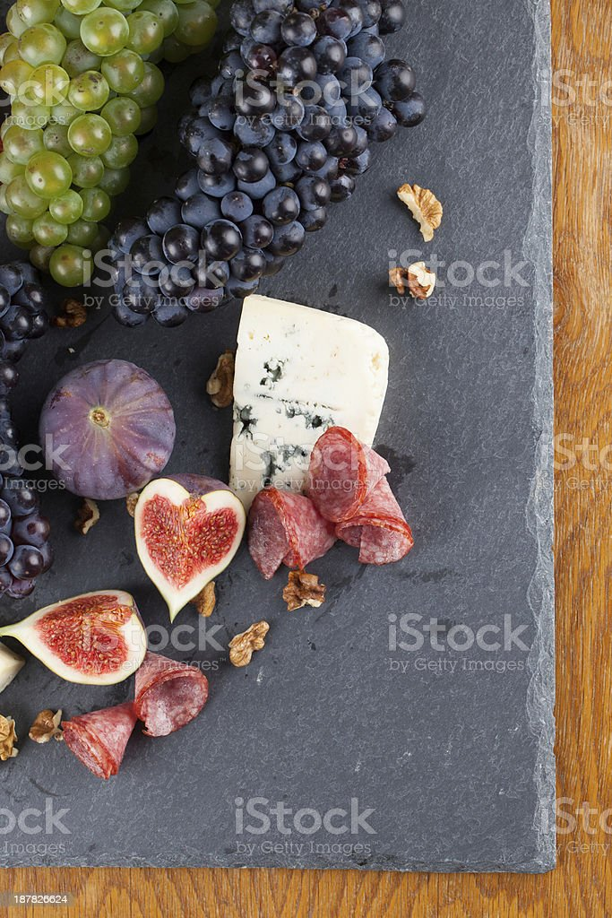 Gourmet snack royalty-free stock photo