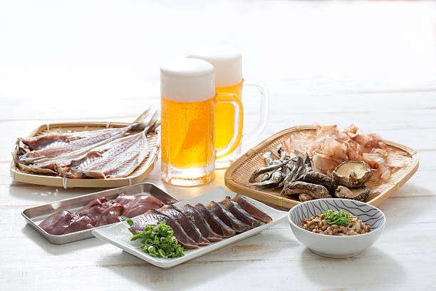 Gout, food stock photo