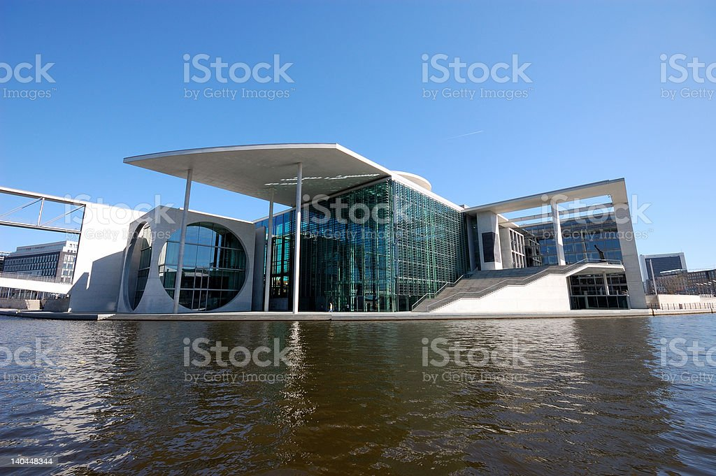 Government Building stock photo