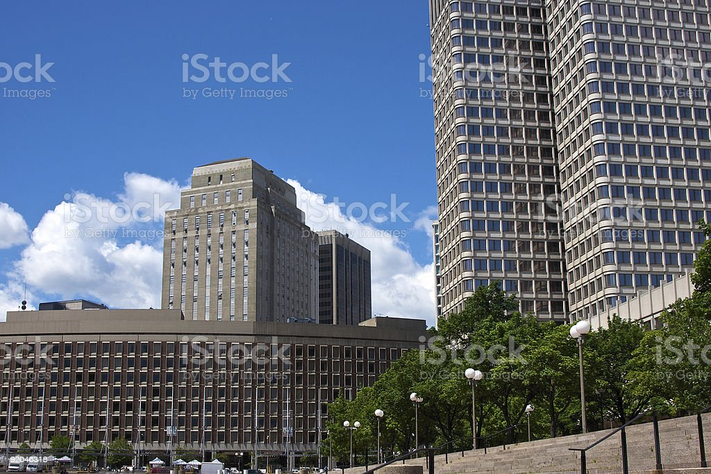 government ctr stock photo