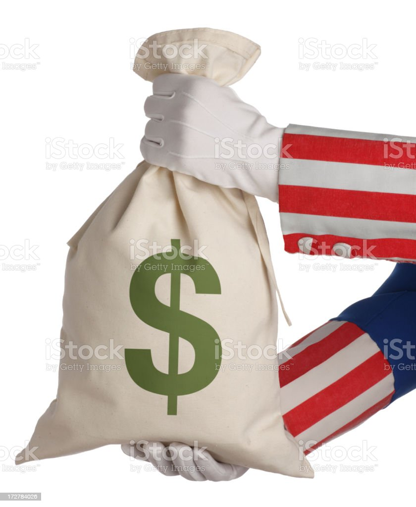 Government & Finances royalty-free stock photo