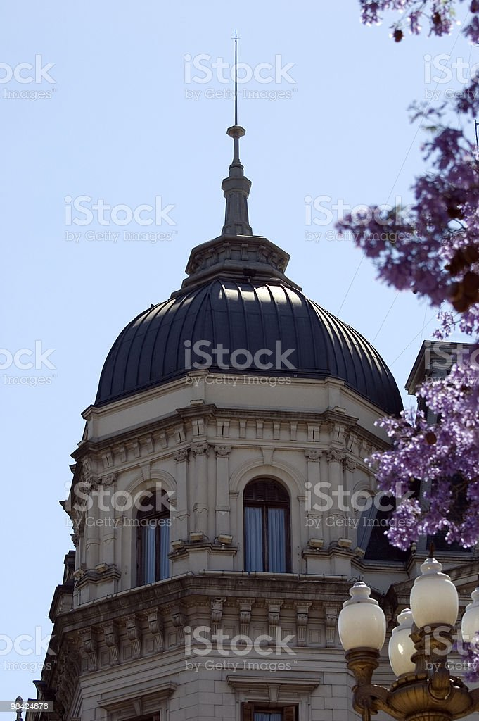 Government House, Buenos Aires, Argentina royalty-free stock photo
