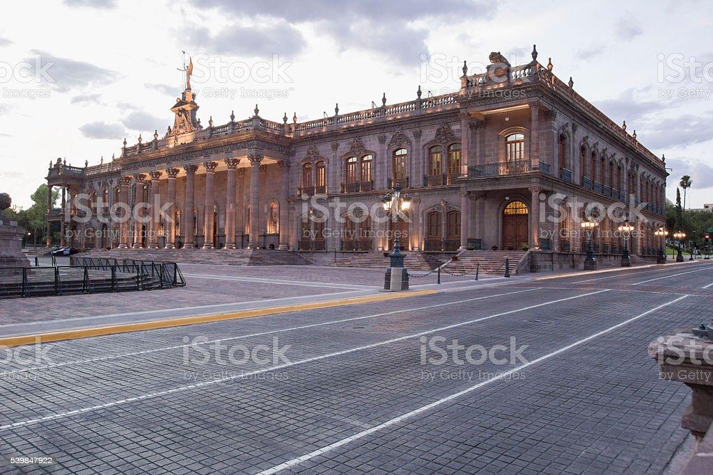 Casa del gobierno - foto de stock