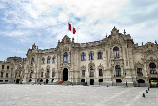Palacio De Gobierno Foto de stock y más banco de imágenes de Arquitectura