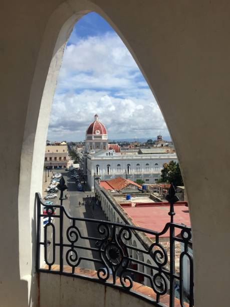 Government Palace view in Cienfuegos