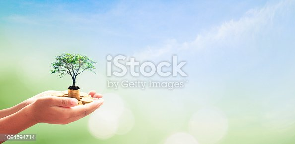 istock Government pension fund concept 1064594714