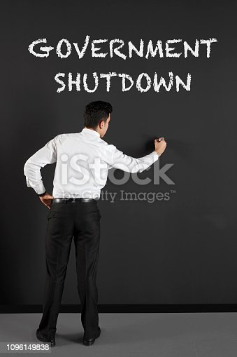 istock Government shutdown 1096149838