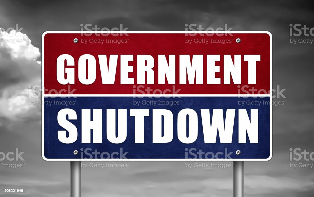 Government Shutdown – Foto
