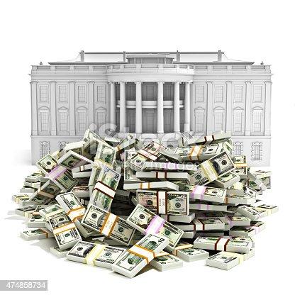 istock Government spending 474858734