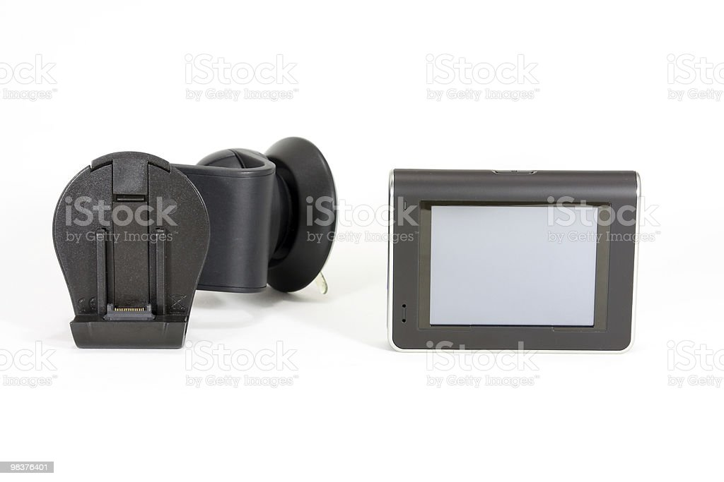 Il gps foto stock royalty-free