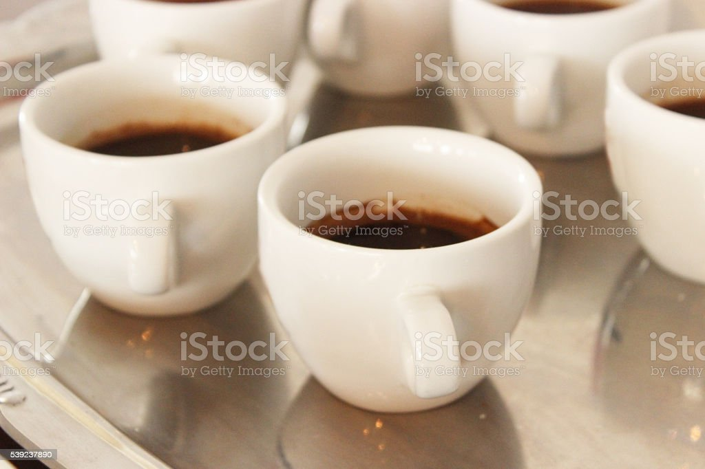 Grab a Coffee stock photo