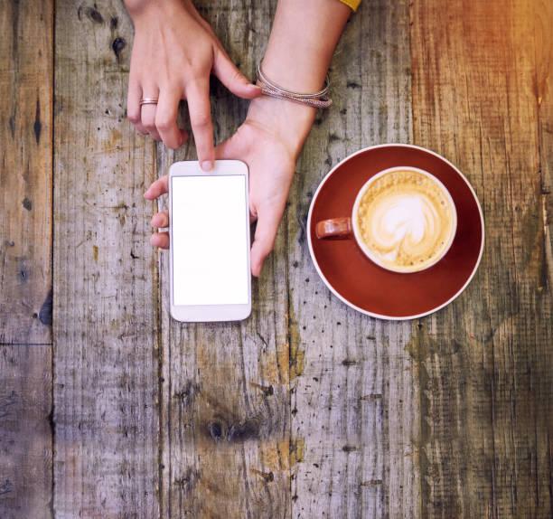 grab some coffee and join the conversation - www kaffee oder tee stock-fotos und bilder