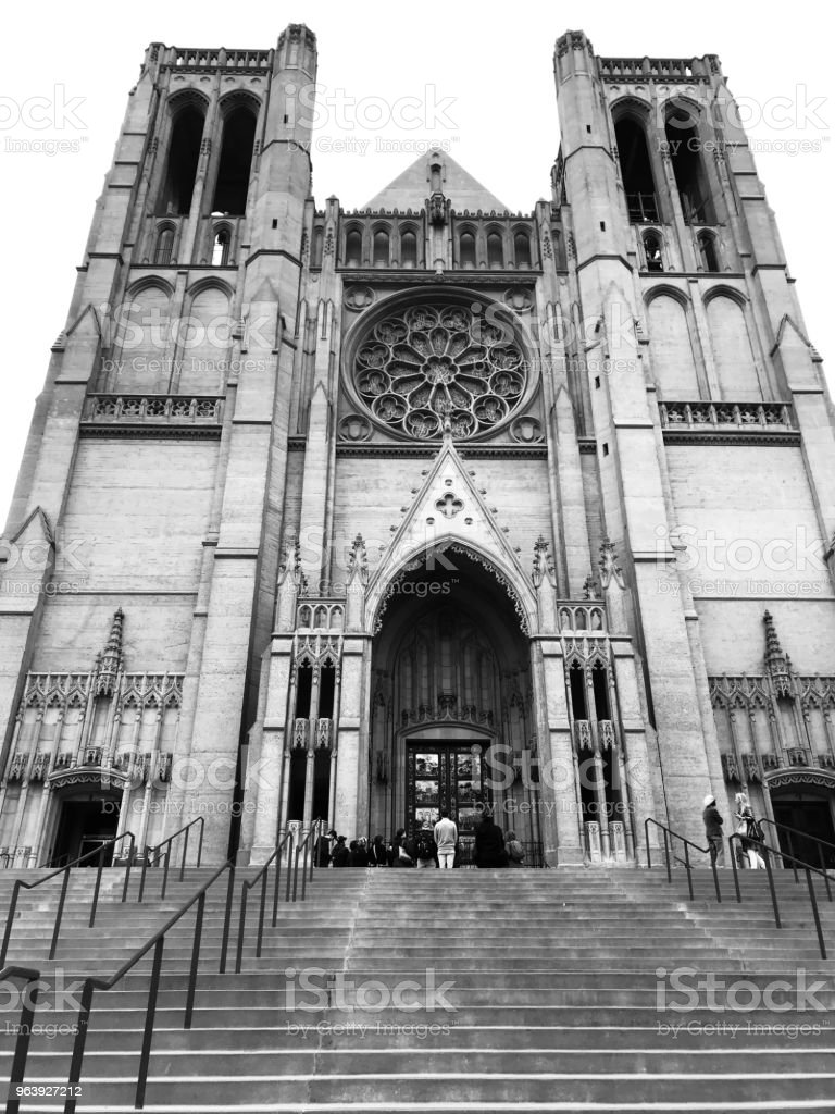 Grace Cathedral - Royalty-free Awe Stock Photo