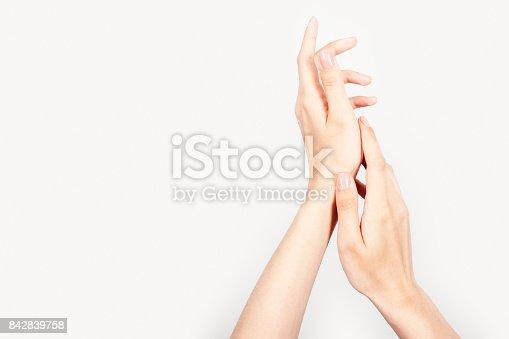 istock Graceful Hands 842839758