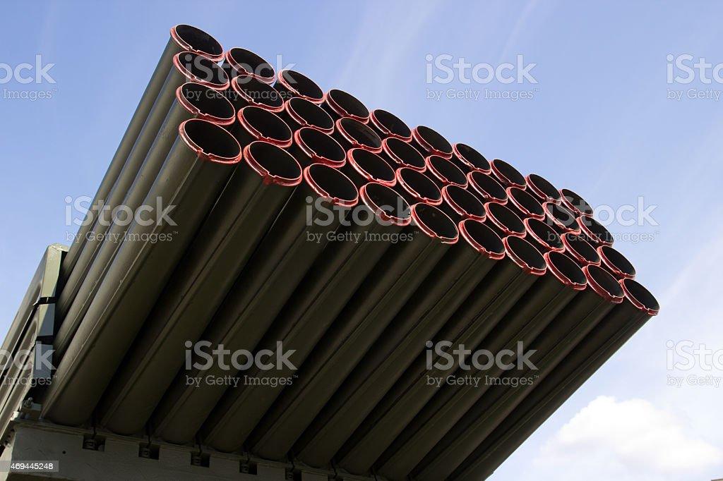 Grad Raketenwerfer – Foto