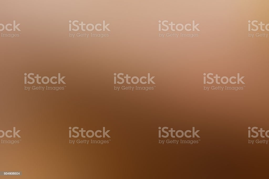 Gradient abstract brown, bronze, brass, gray, copper, background with copy space stock photo