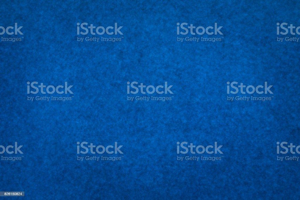 Gradient Blue Color Paper Sheet Texture Background Blank