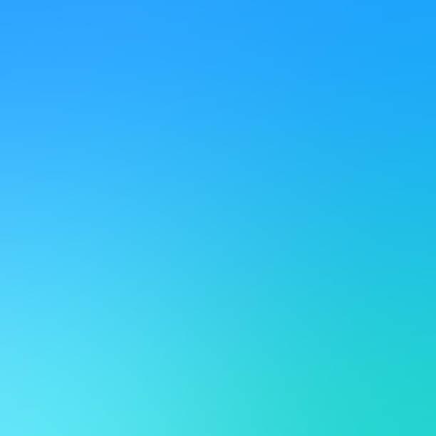 Gradient blue light  background stock photo