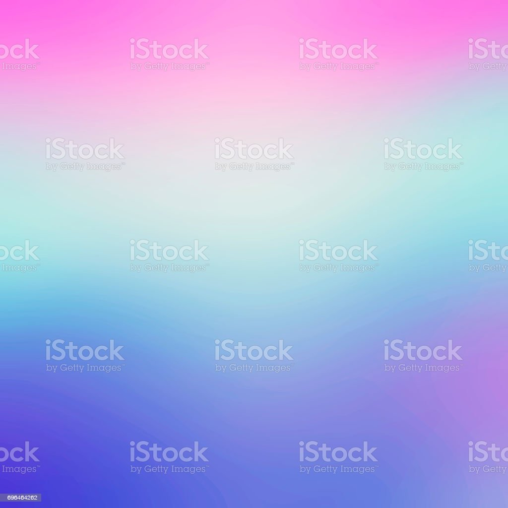 Gradient blue pink and purple background stock photo