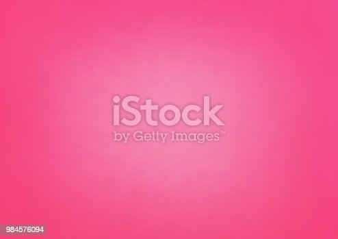 istock Gradient color pink background 984576094