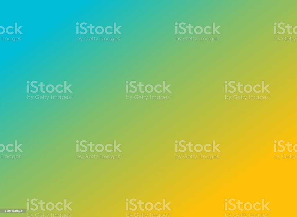 Gradient color using as a background. Gradient yellow, green,and blue...