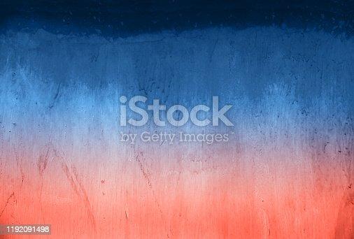 istock Gradient of two trendy colors. 1192091498