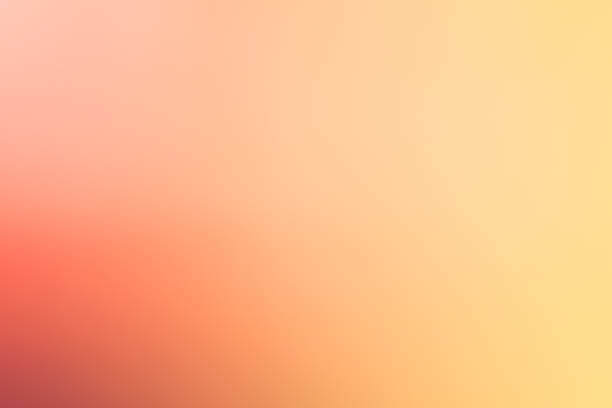 Gradient  orange and yellow  soft color   background stock photo