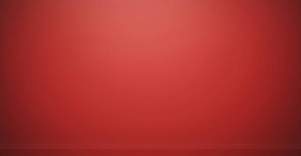 gradient red background, abstract  background - vermelho imagens e fotografias de stock
