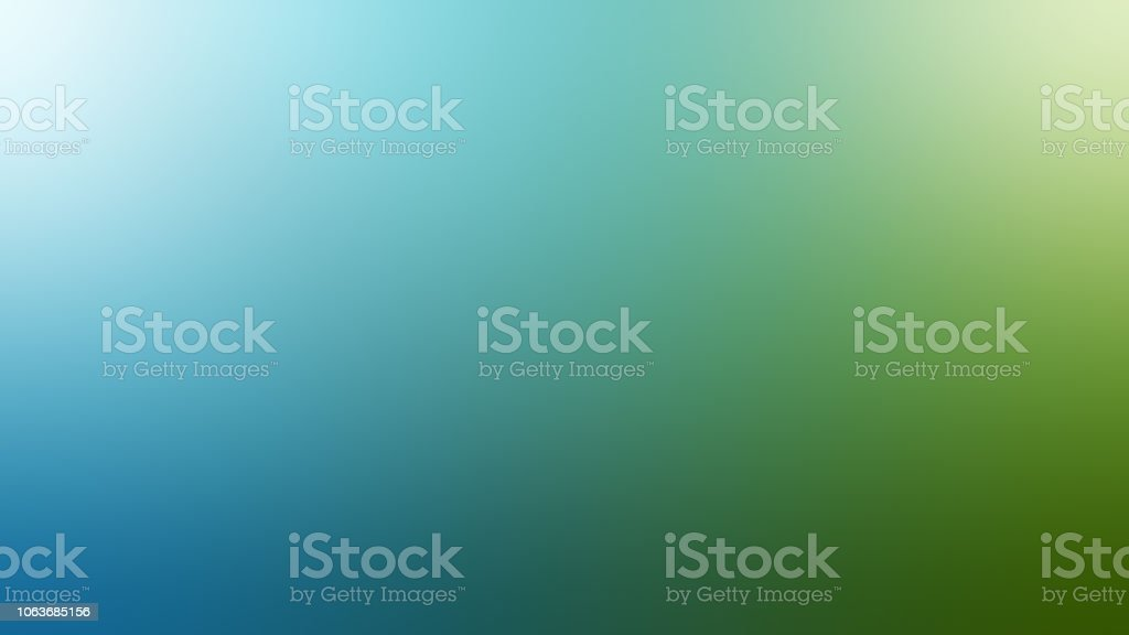 Gradient with Padua Green Astral Blue Bilbao color. Modern texture background, degrading fragments, smooth shape. stock photo