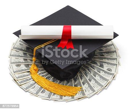 941829872 istock photo Graduate Success 872579954