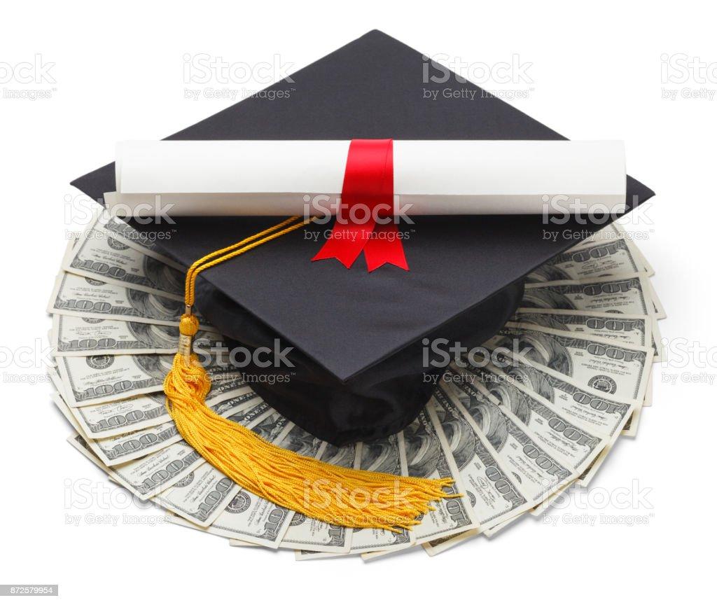 Graduate Success stock photo
