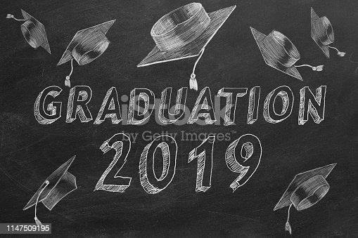 istock Graduation 2019 1147509195