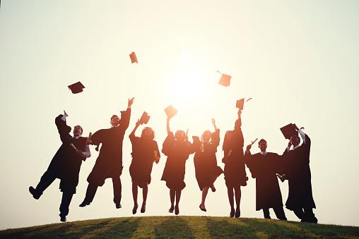 istock Graduation College School Degree Successful Concept 639698498