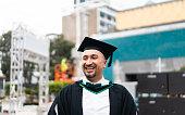 istock Graduation day. 1301361155