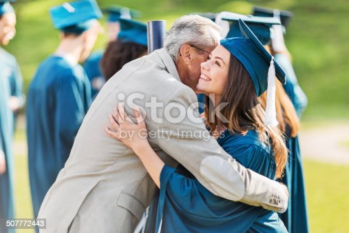 istock Graduation day! 507772443
