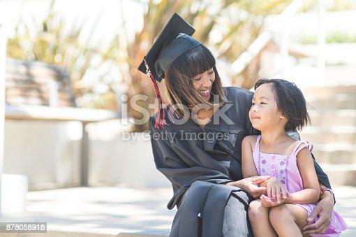 istock Graduation Day! 878058918