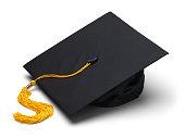 istock Graduation Hat 872580052