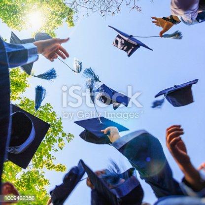 959532468 istock photo Graduation 1009462356